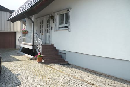 Apartment with 2 bedrooms and separate entrance