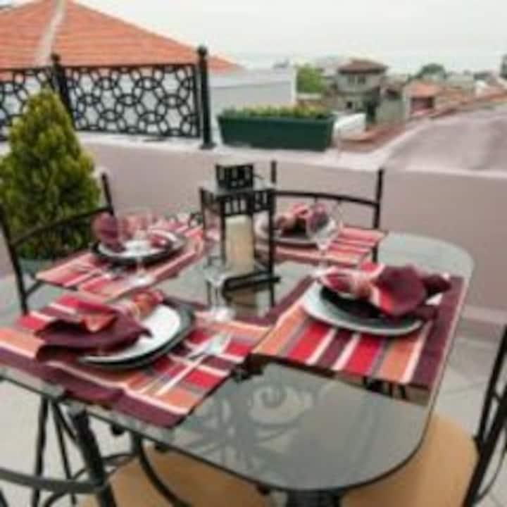 Keyfli tatil geçireceğiniz istanbuldaki eviniz.
