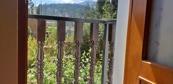 amazing Huaraz (Hostel) hab. vista + balcon