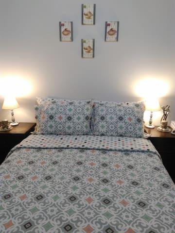 Habitación preciosa en el mejor sector de Quito - Quito - Apartamento