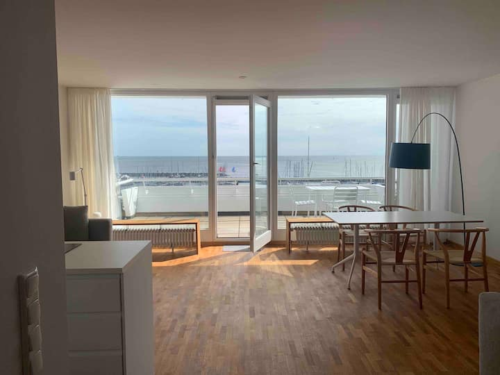 Seaside Appartment im Olympiahafen Schilksee