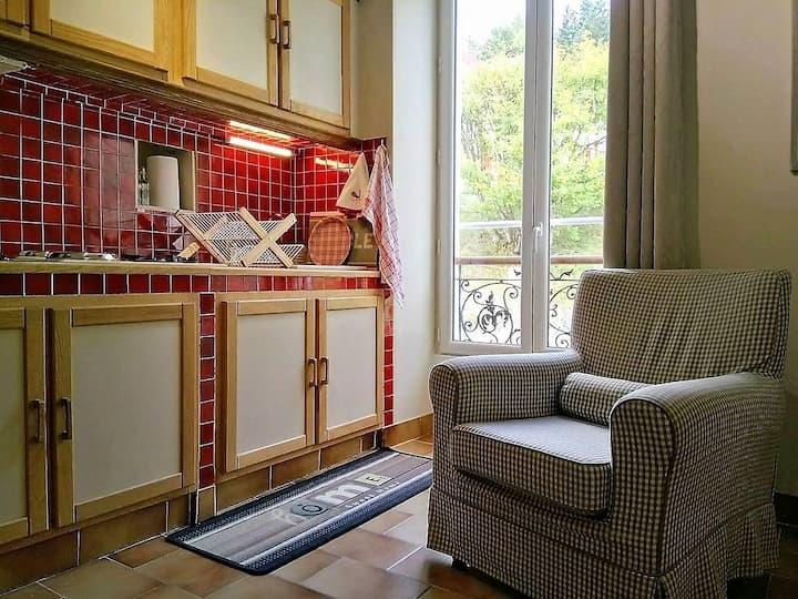 Charmant petit studio aux portes du Mercantour