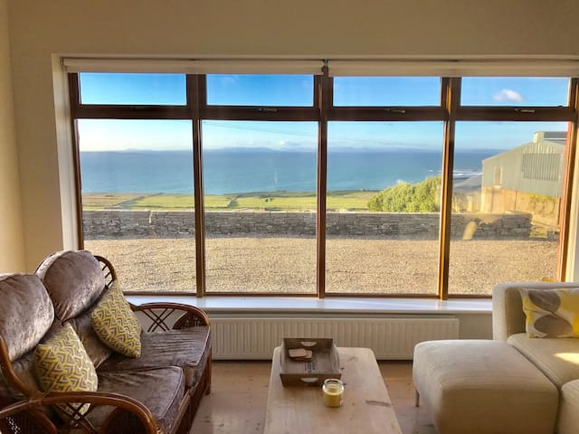 Amazing 3 bed with Island&Sea-views - Doolin  - Hus