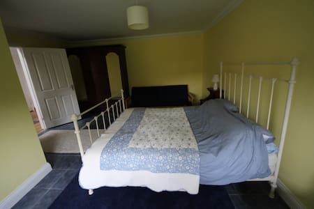 Rural Essex, peaceful location, King size bed - Saint Lawrence - Rumah