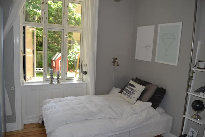 Amazing apartment to spend a summer in Copenhagen