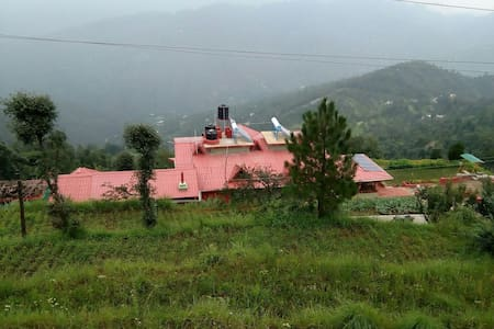A serene peaceful energising abode. - Mukteshwar - House