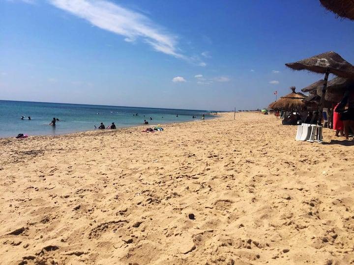 Appart cosy by the sea in Hammamet