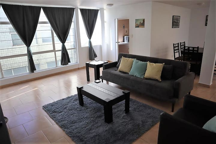 Condesa 2 bedroom Newly Renovated!