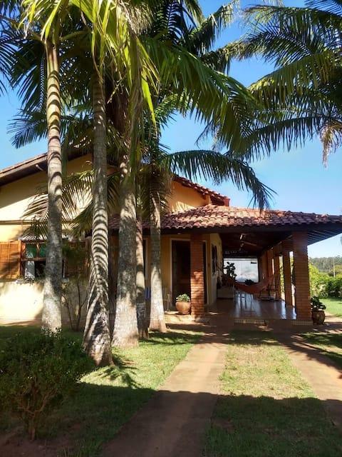 Águas de Santa Bárbara Resort - Casa de Campo