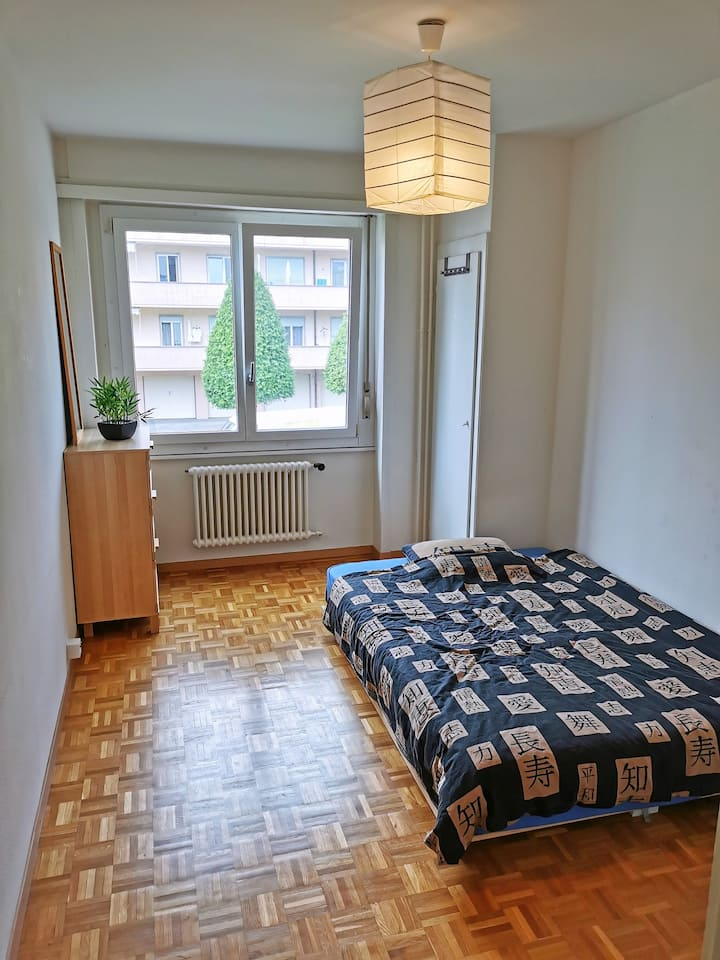 Furnished room near Lausanne