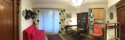Single appartement in Agno near Lugano