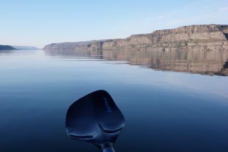 Beautiful Columbia River Home - Quincy - Talo