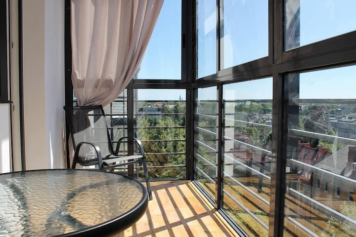 Apartment DARIA в новом доме премиум-класса