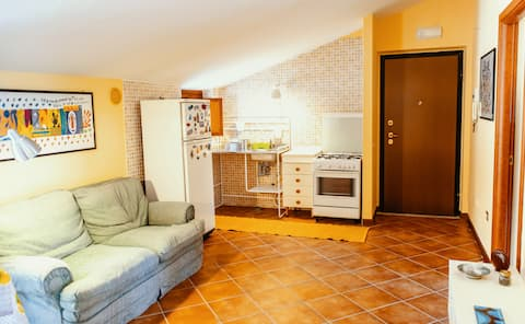 Casa verde a 5 km de Saleno/Costa Amalfitana+estacionamento