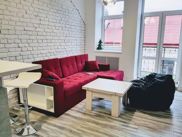 Апартаменты Кирова центр