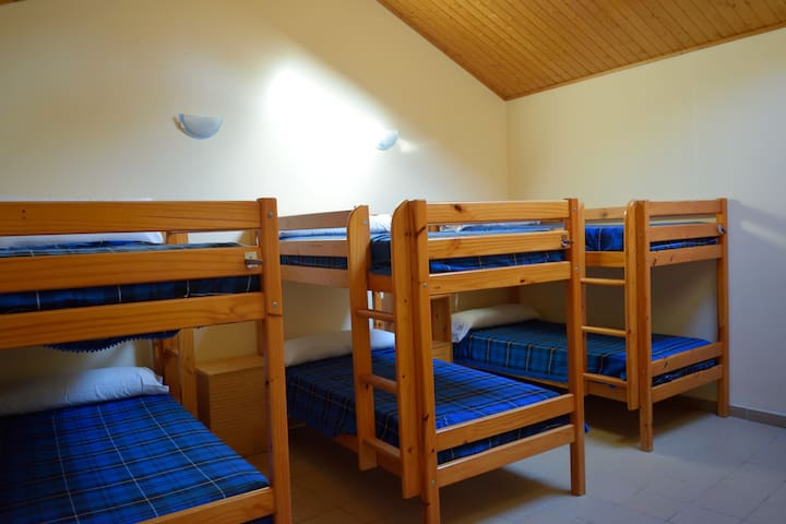 Rural Hostel in Galicia 30 pax - Arbo - House