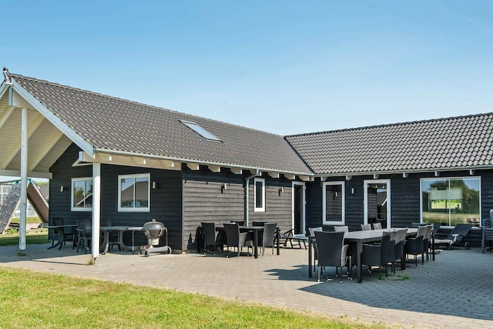 Fantastic Holiday Home in Sydals Denmark with Whirlpool