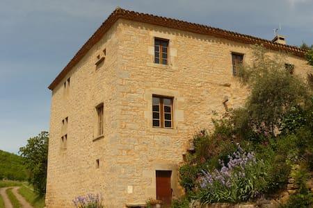 Le Corps de Garde  du Château - Milhars - Istana