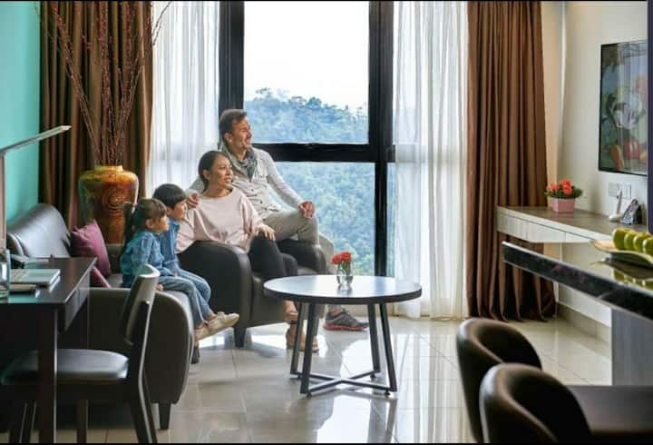 Genting Grand Ion Delemen (1-Bedroom Suite Type)