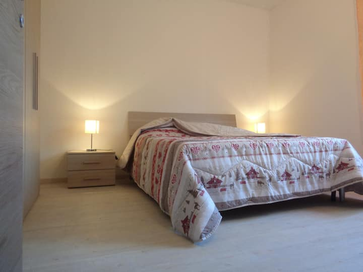Ampio appartamento ad Aosta
