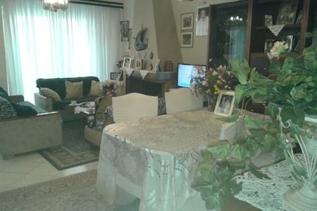 family apartment near Acropolis - Dafni - Byt