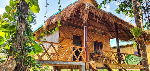 Sothoun Ecolodge in Chi Phat