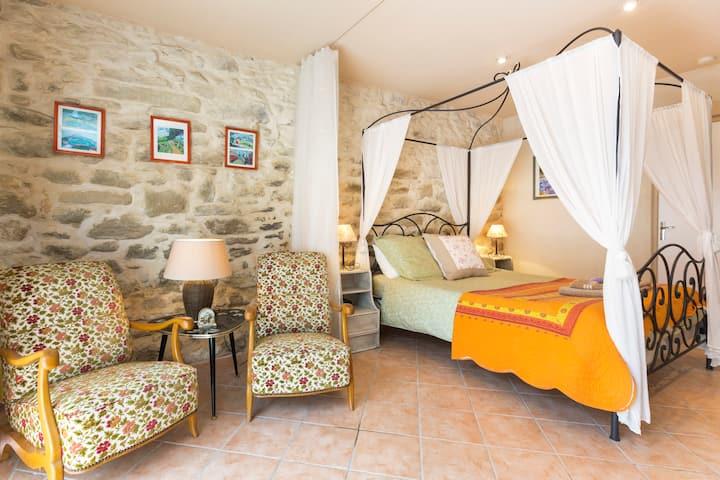 Mas Saint Antoine - Converted Barn - Studio Style