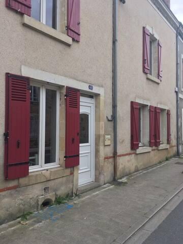 Maison de Bourg  Durtal