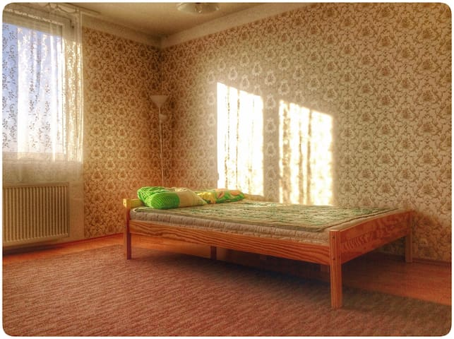 Уютное место для отдыха/лечения на Балатоне/Хевизе - Keszthely - Leilighet