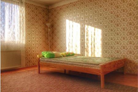 Уютное место для отдыха/лечения на Балатоне/Хевизе - Keszthely - Apartament