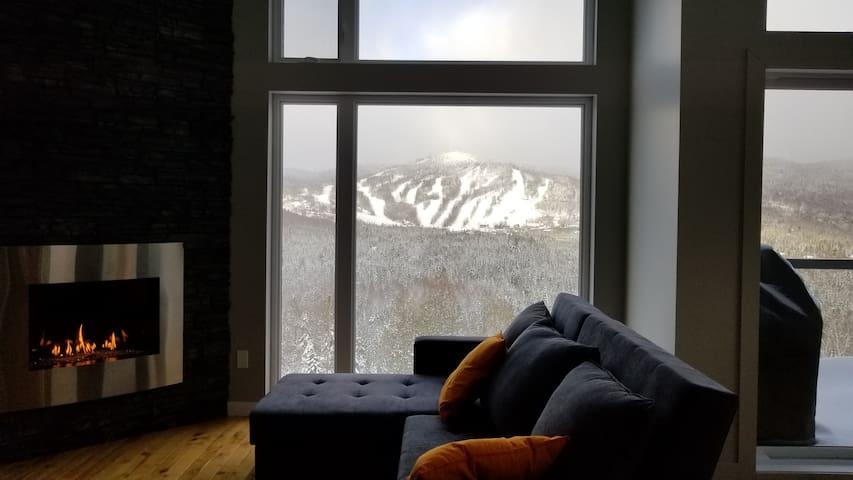 Chalet Saint-Côme -vue imprenable sur la montagne-