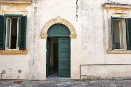 421Apartment in the Historic Centre - Specchia - Appartement