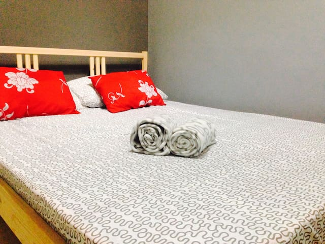 Simple and affordable stay - kuantan