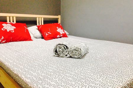 Simple and affordable stay - kuantan - Huis