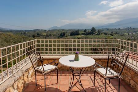 Opuntia Villa Nerochori Chania Crete - Chania - Dom