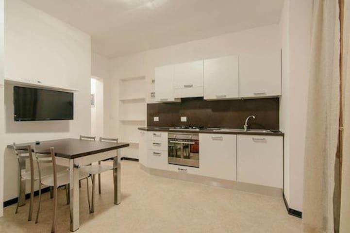 Appartamento Casa Vacanze Arezzo - Pieve al Toppo - Departamento