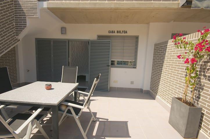 Casa Solyda holidayhome