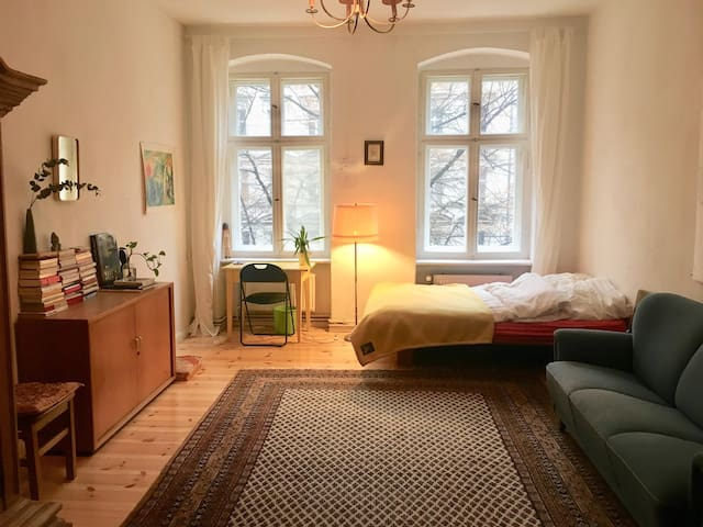Cosy & Bright Room - Kreuzberg close to Centre