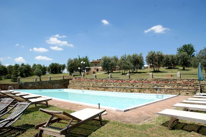 Appartamento Cinghiale - Fattoria Castellina - Firenze, Castra  - Byt