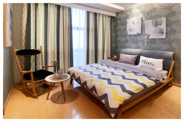 Explore Suzhou From a Cozy, Modern Apartment