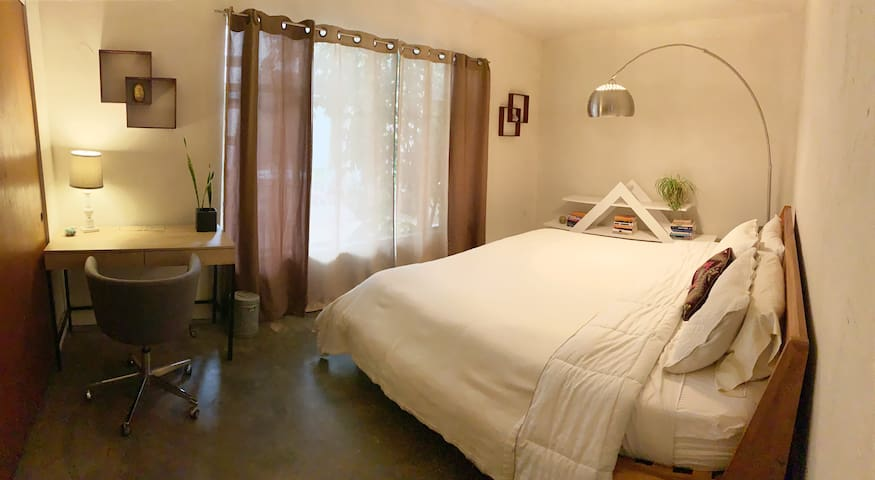 Eco Villa's Bedroom 1