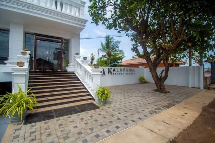 Kalapuwa Resort Negombo - Lagoon view