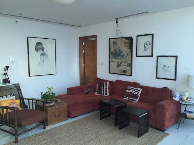 Room with Private Bath in Downtown - Dubai - Wohnung