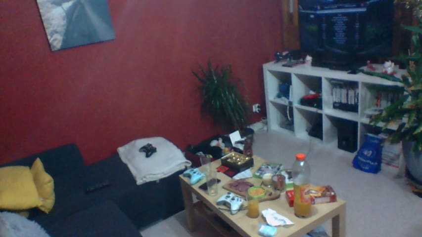 Appartement à partager - Plestan - Huoneisto