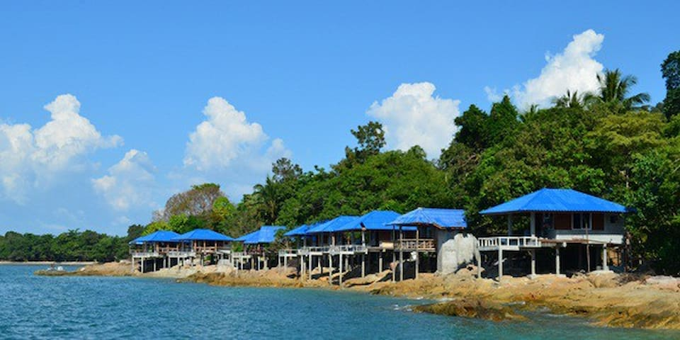 Koh Chang Resort, Ranong
