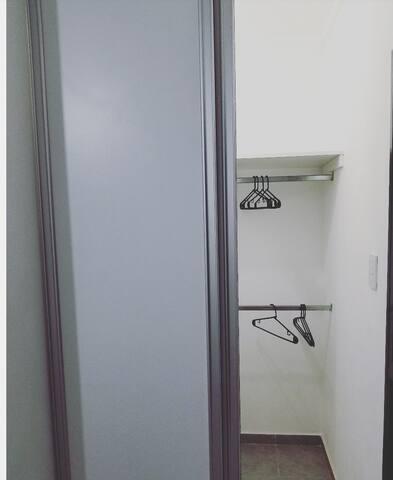 Cambiador habitación