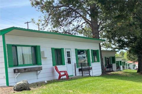 "The ""Sunburst"" at Cherry Hill Cabins"