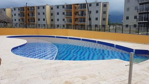 Balcones Del Sol Mi Llano (Apartamento Nuevo)