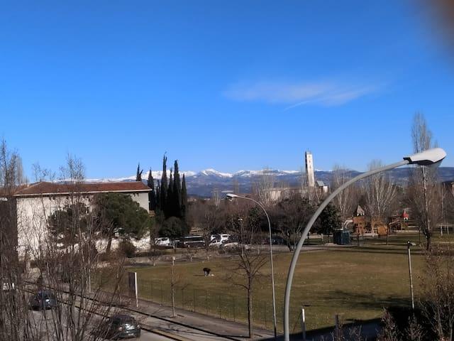 Panorama esterno