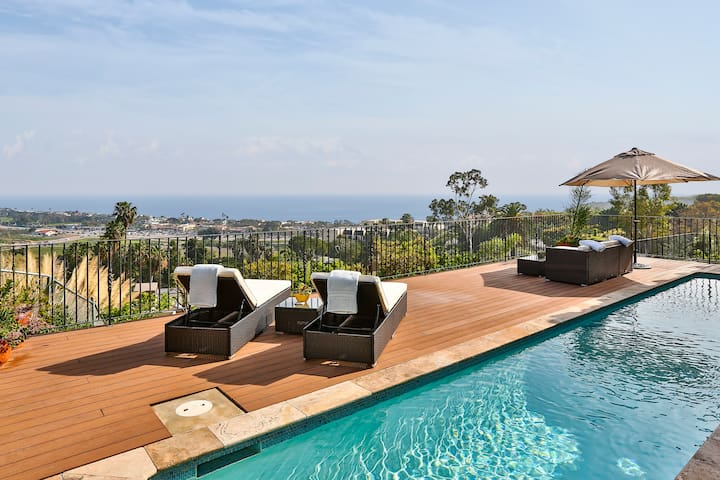 Coast View Sanctuary - Malibu - Casa